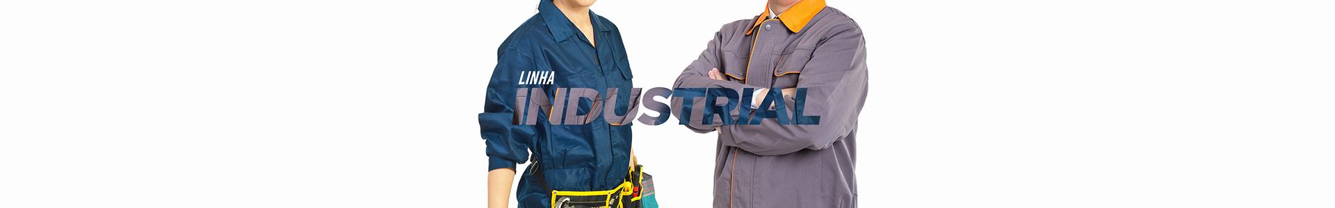 Banner Linha Industrial Interno