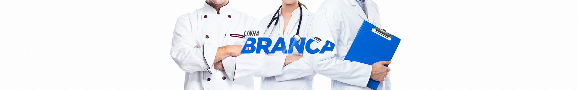 Banner Linha Branca Interno